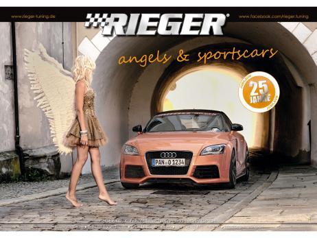 Rieger Tuning – kostenlose Wallpaper