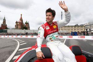Mike Rockenfeller über die DTM in Moskau