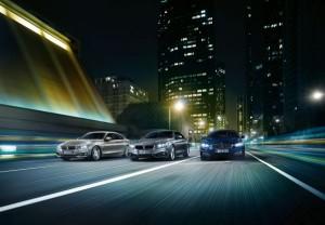 BMW Modellpflege-Maßnahmen zum Herbst 2013