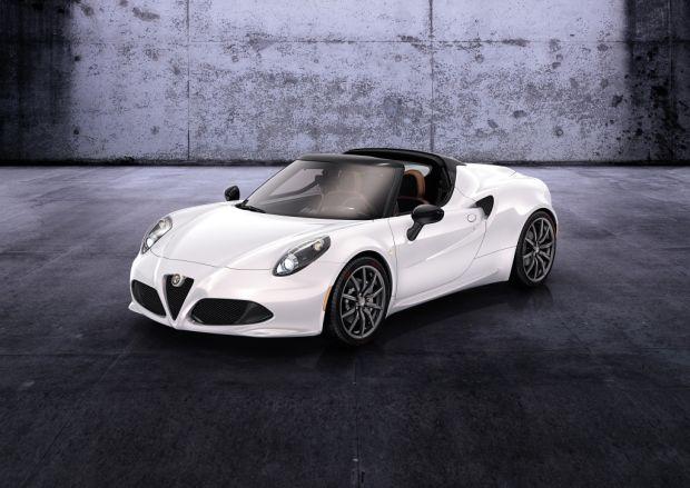 Design Award 2014 für den Alfa Romeo 4C Spider