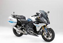 BMW Motorrad präsentiert R 1200 RS